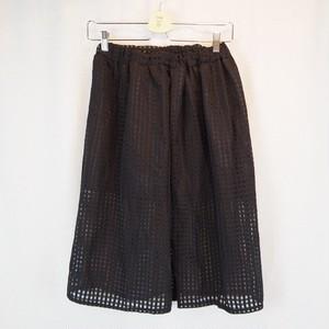 See-through Skirt