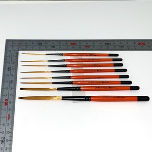 "MACK Brush ""DRAG'N FLY""   Set of 8 Brushes"