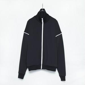 【GEN IZAWA】体操服/ジャージブルゾン(BLACK)