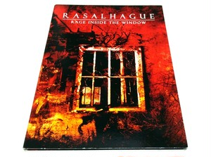 [USED][*] Rasalhague - Rage Inside The Window (2011) [CD]