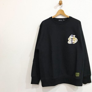 Subciety CHECK PATCH SWEAT サブサエティー