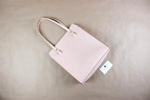 JAPAN LANSUI DESIGN 名入れ対応 ヌメ革手作り手縫い ハンドバッグ 品番9KJS8S0SF1