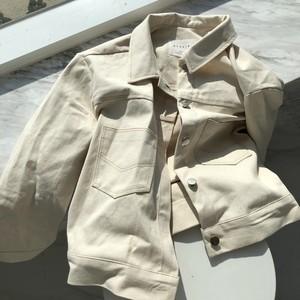【3月中旬お届け予定】denimステッチJK ※こちらはジャケットのみの販売です