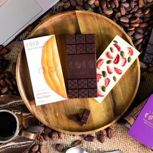 【毎月ご自宅にお届け】COCOKYOTOチョコレート定期便