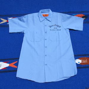 SPEEDBUGGY オリジナルワークシャツ 半袖 LB