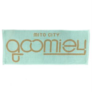 goomiey タオル(ミントグリーン)
