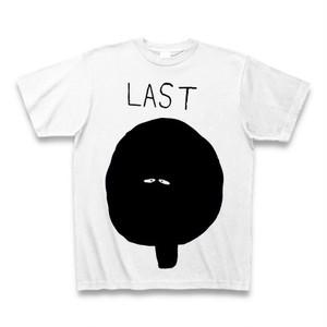 LAST シルエットTシャツ