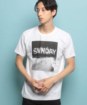 #445 Tシャツ SUNDAY