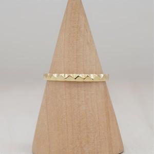 『ジグザグ』Brass(真鍮)製 2mm