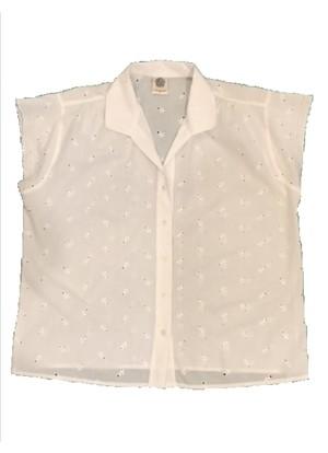 Euro Vintage White shirt 半袖 BL2