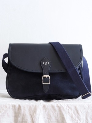 CHAPMAN FUJITO別注 Shoulder Bag Navy
