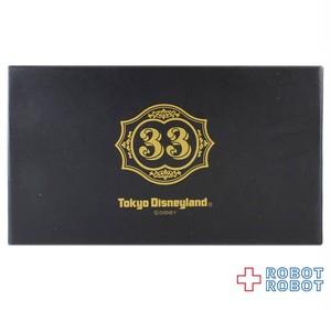 TDL 東京ディズニーランド 30周年 クラブ33 キーホルダー 黒