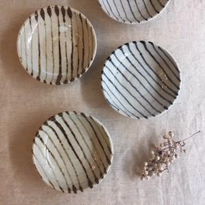 土本製陶所 十草豆皿