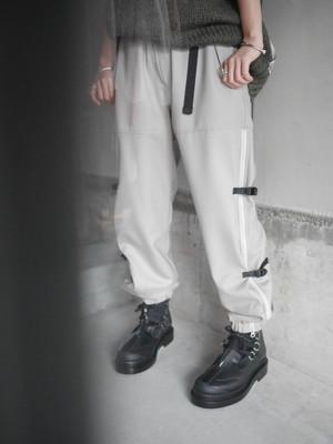 JANE SMITH / OVER PANTS (SAGE GREEN / SAND BEIGE)