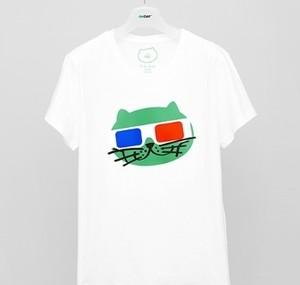 OKCAT TシャツA