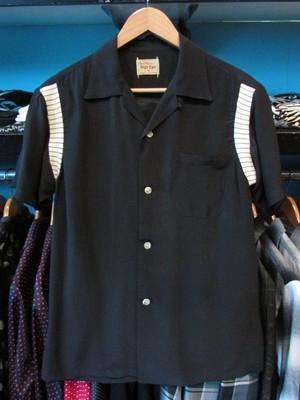 S/Sボーリングシャツ リブスウィッチ STYLE EYES