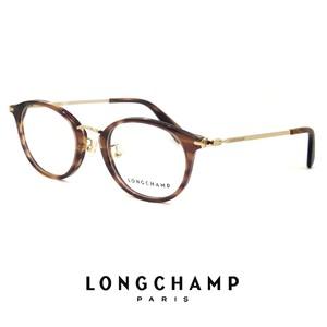 ロンシャン レディース メガネ lo2650j 211 longchamp 眼鏡 ジャパンフィットモデル ボストン型 ラウンド 丸メガネ 丸眼鏡
