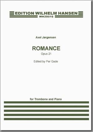 ヨアンセン:ロマンス Op.21/トロンボーン・ピアノ