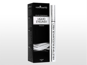 【(ニュトラリュクスMD) アイラッシュコンディショニングリキッドアイライナー 2ml】 アメリカのNUTRA LUXE MD社製まつ毛の美容液成分を含んだリキッドアイライナーです。
