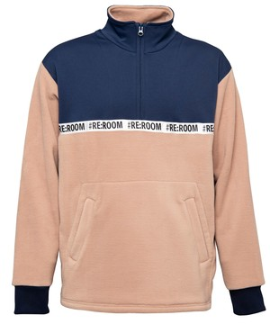 FLEECE SWITCH HALF ZIP TRAINER[REC240]