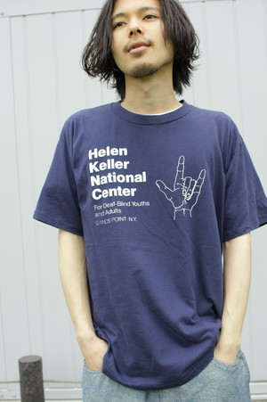 """Helen Keller National Center"" S/S T-Shirt"