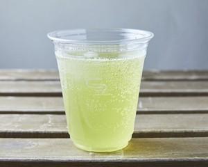 【ドリンク】柚子煎茶ソーダ