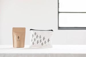【たびのとき】煎茶ティーバッグ + 専用トラベルポーチ
