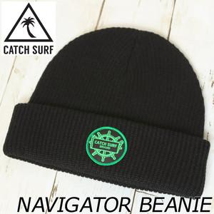 [クリックポスト対応]CATCH SURF キャッチサーフ NAVIGATOR BEANIE カフビーニー A5BNE002