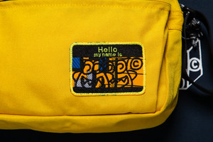 HELLO YELLOW BAG