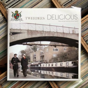 Tweedees / Delicious. [新品LP]