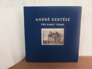 The Early Years (英語) Andre Kertesz アンドレ ケルテス 古本