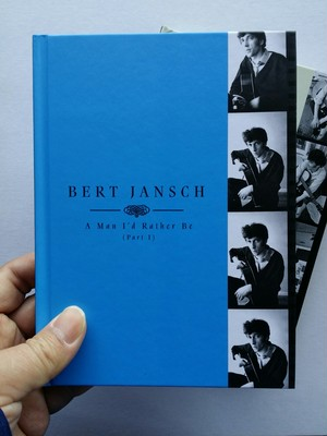 Bert Jansch『A Man I'd Rather Be(Part 1)』(Earth Recordings)