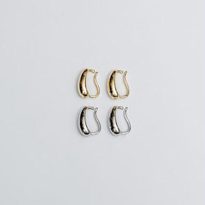 [送料無料]Comma ear cuff  (pair)