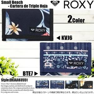 ロキシー ウォレット SMALL BEACH 財布 レディース 女性 人気ブランド 選べる バレンタイン プレゼント 20代 30代 40代 かわいい ポリエステル ROXY ERJAA03551