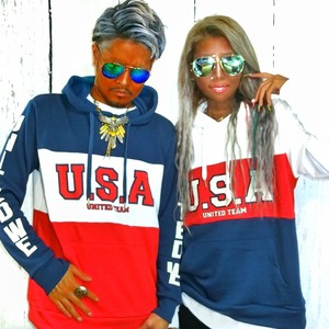 Bgnee's select USA parka