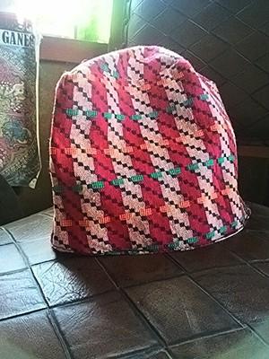 商品番号nw-04ネパール伝統帽子トピー(size:約56㌢)