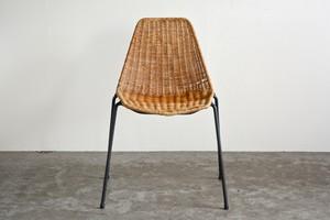 Gian Franco Legler Basket Chair 1950  (B)