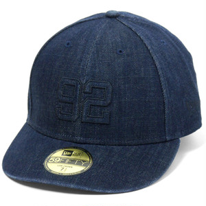 NEW ERA × INTERBREED INDIGO IB92 LOW CROWN