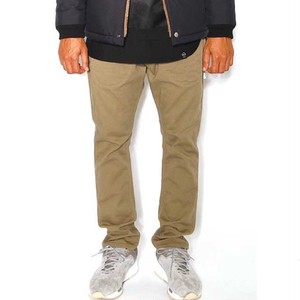 quolt / CHINO-01 PANTS / BEIGE