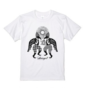 Strings T-shirts -Birdman- (B)