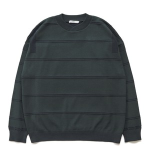 【YASHIKI】Hamon Knit