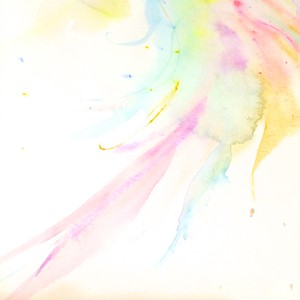 ✨ Angel { 水彩画 ART }