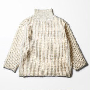 faccies / Waffle Roving Turtle Knit