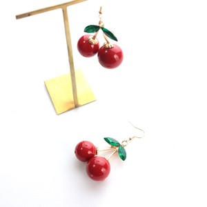 [SELECT]cherry motif bijou pierce