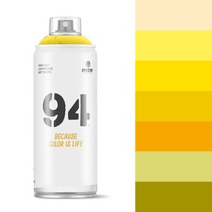 MONTANACOLORS 94 -YELLOW COLORS-