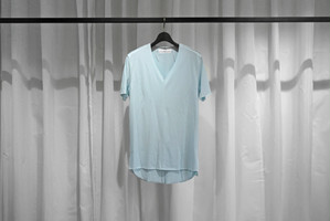 ASKYY / LAYERED CUTSEW 1st / LIGHT BLUE