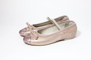 Ribon Pumps (pink)