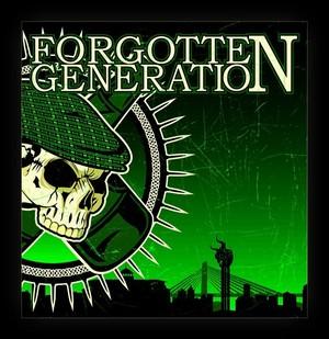 FORGOTTEN GENERATION - Forgotten Generation CD