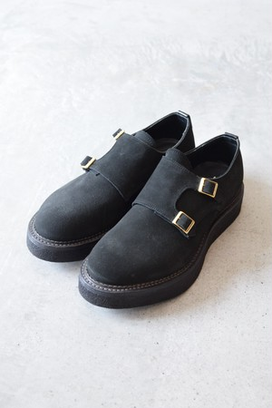 "【KIDS LOVE GAITE】 ""DOUBLE MONK SHOES"""