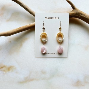 Pink shell and Mather of pearl